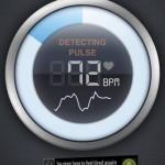 Heart Rate hledání pulsu