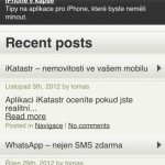iPhonevkapse.cz v Chrome