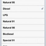 Preferované palivo