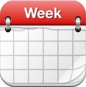 Lepší kalendář pro iPhone? Zkuste Week Calendar | iPhone v kapse