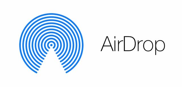 Jak zapnout AirDrop