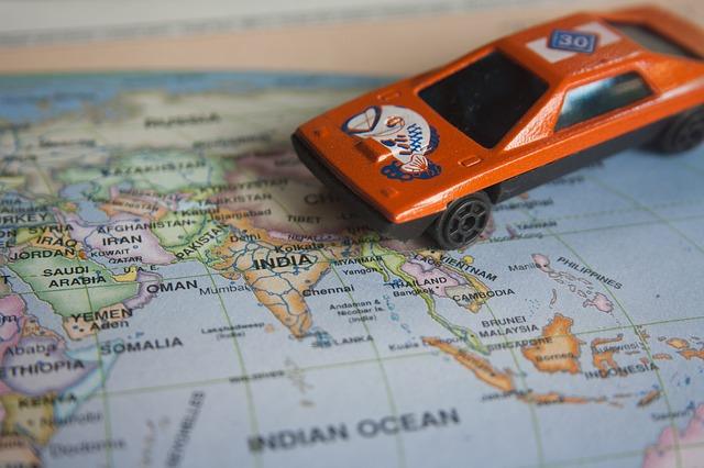 HERE WeGo – offline navigace zdarma