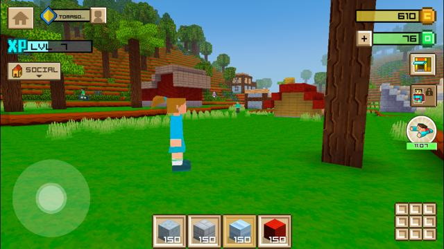 Block Craft 3D, Minecraft z